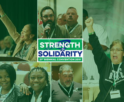 Strength in Solidarity: AFSCME Council 31's 21st Biennial Convention